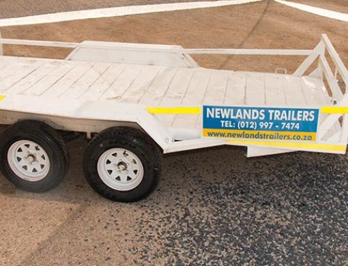 Why hire a trailer from Newlands Trailers?
