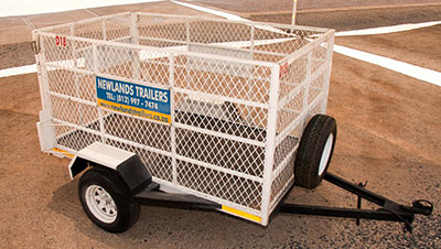 Trailer hire Pretoria