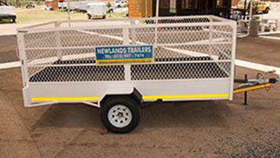 trailer for hire montana pretoria