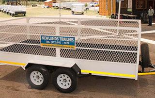 2-TON - trailer hire pretoria