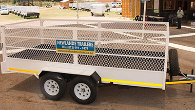 2-TON - trailer hire pretoria