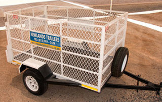 trailer rentals hire pretoria